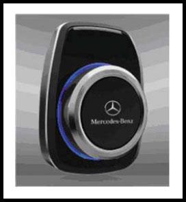 mercedes-bluetooth