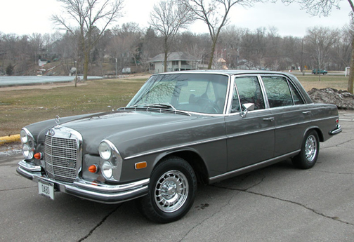 1969 Mercedes Benz 300SEL 6.3 Liter Owned by Minneapolis Mercedes Benz Club Member on eBay
