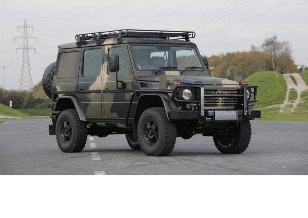 Mercedes g wagen archives dave knows cars for Mercedes benz guard for sale