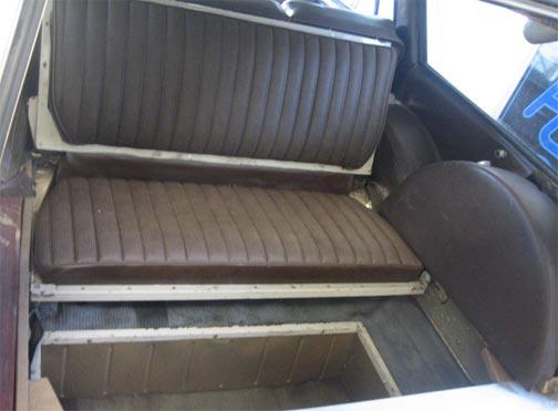 Mercedes Universal wagon