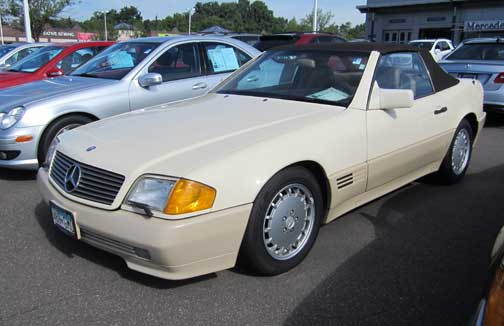 R129-300SL-Light-Ivory-Sears-Imports-Mercedes-Minneapolis