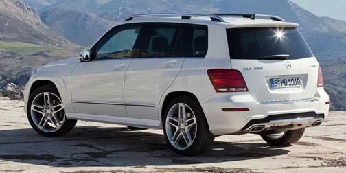 Mercedes Benz Competitor Conquest Program Continues into August, 2013 Models Now Eligible!