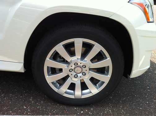 "2012 Mercedes GLK350 19"" Wheel"