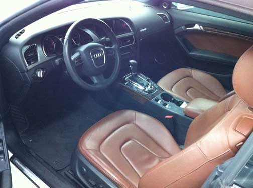 Used Audi A5 Convertible