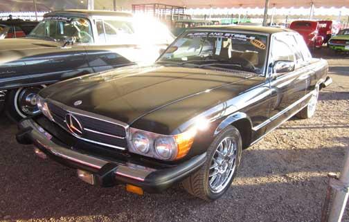 1980 Mercedes 450SLC