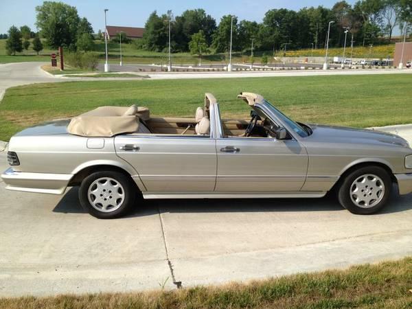 1986-Mercedes-560SEL-Convertible
