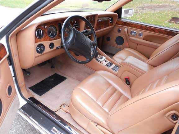 Barrett Jackson 2014 – Best Buy! 1993 Bentley Continental R Coupe just $33,000