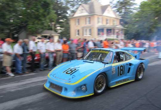 HAWK Vintage Races Road America