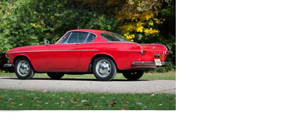 Collector Car Buzz: Volvo P1800, The Next Big Thing?