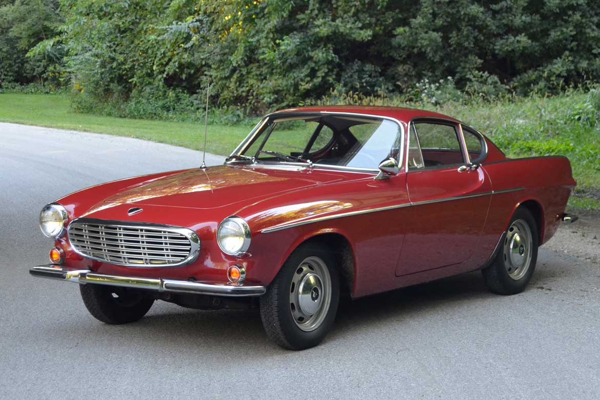 collector car buzz volvo p1800 the next big thing. Black Bedroom Furniture Sets. Home Design Ideas