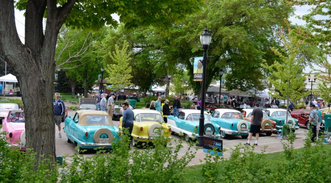 Videos from the 2015 Intermarque Spring Kick Off Car Show in Osseo, MN