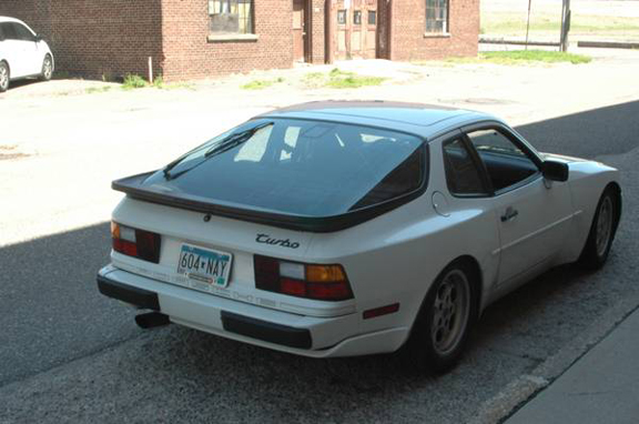 awesome classified 1986 porsche 944 turbo will apparently change your life. Black Bedroom Furniture Sets. Home Design Ideas