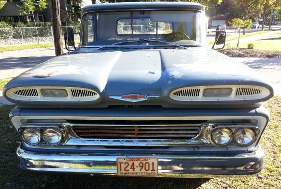 1960 Chevy Apache For Sale - 2