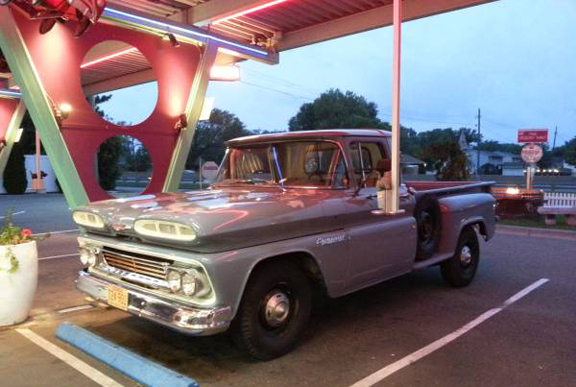 1960 Chevy Apache For Sale