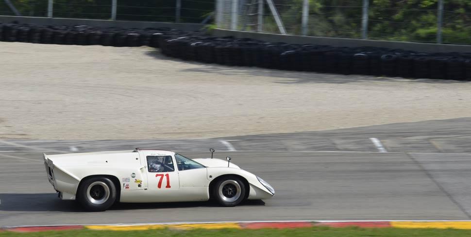 Lolta T70 Race Car Road America