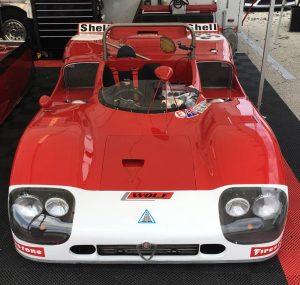 Alfa Romeo Tipo 33/3 Targa Florio