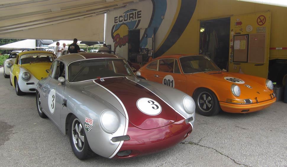Ecurie Power Vintage Porssche Racing