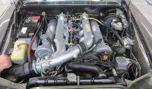 Mercedes 6.3 M100 Engine