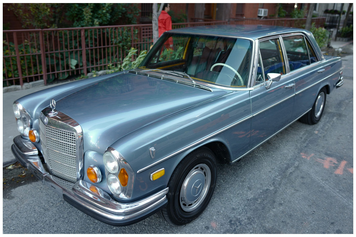 1971 Mercedes Benz 300 SEL 6.3 For Sale - Fully Restored and Sorted ...