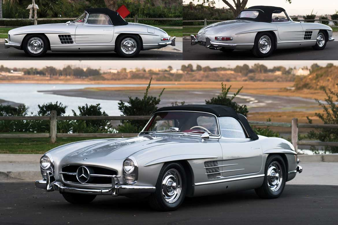 lake country classics restored mercedes 300 sl roadster offered at rm sotheby 39 s again dave. Black Bedroom Furniture Sets. Home Design Ideas