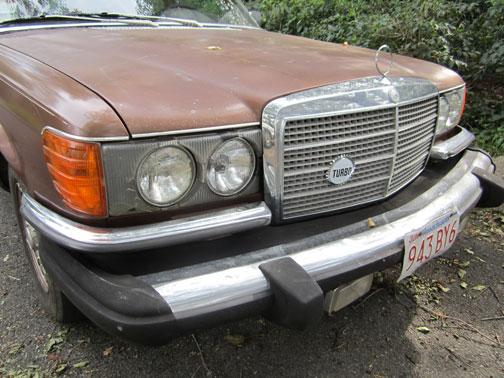Mercedes 300SD Diesel