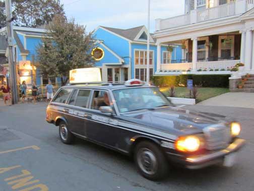 mercedes cab provincetown