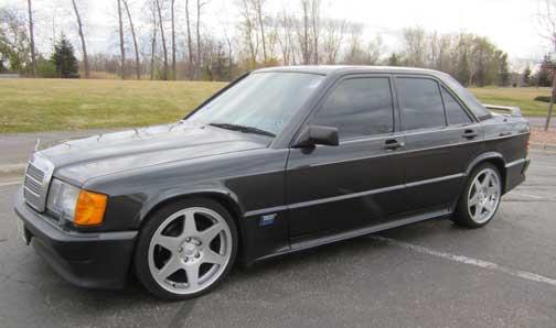 Mercedes 190E 2.3-16 Cosworth
