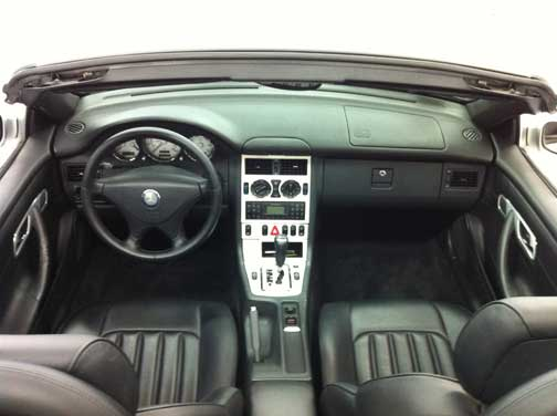 Mercedes Nappa Leather