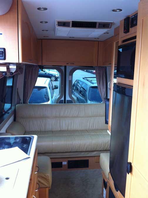 Mercedes Diesel Sprinter Camper