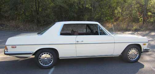 David Tobin Mercedes For Sale