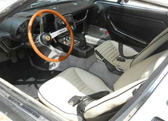Alfa Romeo Montreal For Sale