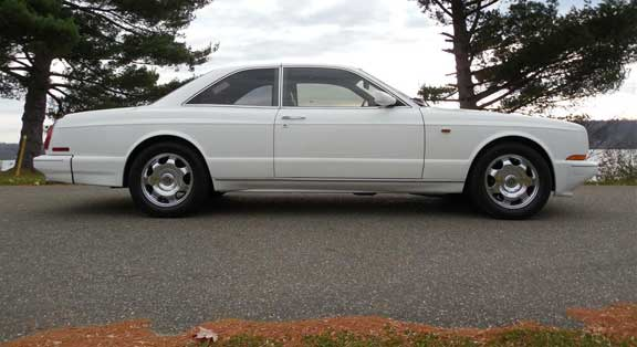 1993-Bentley-R-Type-Continental-Barrett-Jackson