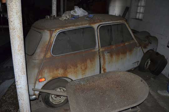 1969 Austin 7 Mini