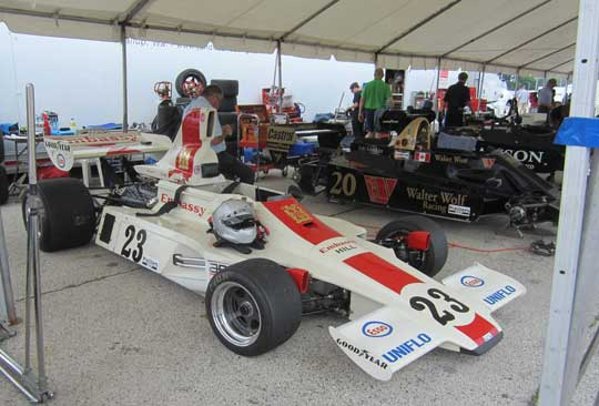 HAWK Vintage Races Road America