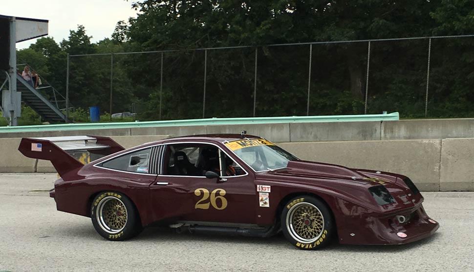 Chevrolet Monza Race Car
