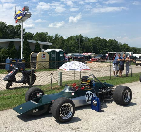 Road America Monoposto Racing