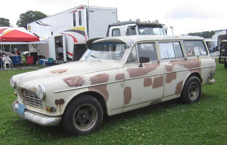 Volvo 122 Amazon Wagon