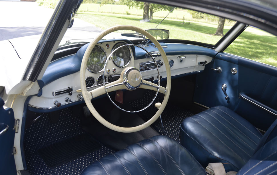 Mercedes-190-SL-Values-For-Sale