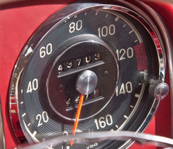 Mercedes-300SL-Bruce-Kelly-RM-Auctions-2012-Mileage